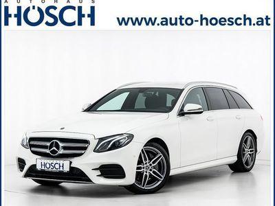 gebraucht Mercedes E220 Kombi AMG Line Aut. LP:75.592.-€