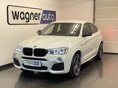 "gebraucht BMW X4 xDrive 20d M Sport Aut.LED/ACC/NaviPro/HeadUp/20""Alu/RFK"