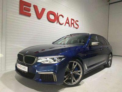 gebraucht BMW 550 M d xDrive Touring // TOP AUSSTATTUNG