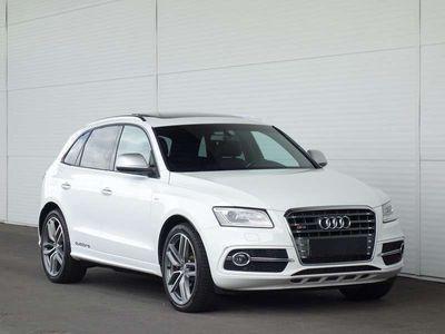 gebraucht Audi SQ5 3,0 TDI quattro DPF Tiptronic / NAVI / SPORTSITZE