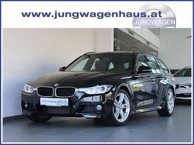 gebraucht BMW 320 3er-Reihe d Touring M SPORT Aut. UVP 60.413,60.- Kombi / Family Van