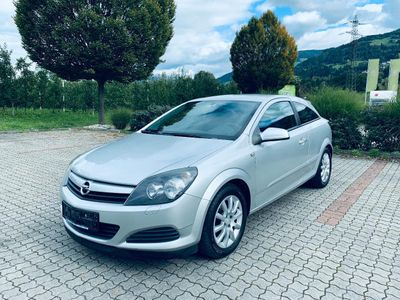gebraucht Opel Astra GTC 1.6 Benzin Klima Tempomat 2-Hand