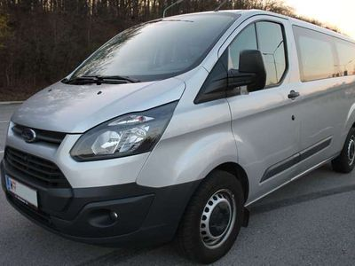 gebraucht Ford Custom TransitL2H1 300L Variobus 2,2 TDCi Basis