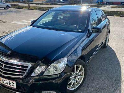 gebraucht Mercedes E220 Avantgarde BlueEfficiency CDI