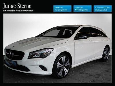 gebraucht Mercedes CLA200 Shooting Brake d Austria Edition Aut. *Urban-Line*Night-Paket*Navi*LED+