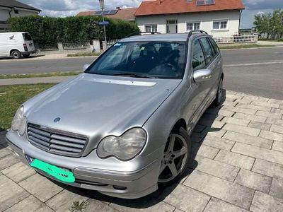 gebraucht Mercedes C270 T Avantgarde CDI Aut.