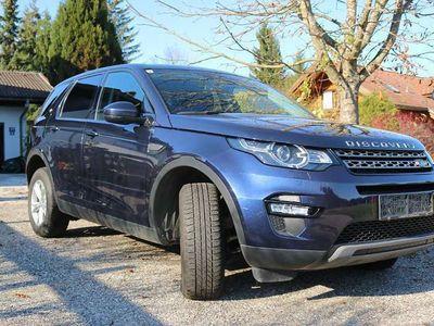 gebraucht Land Rover Discovery Sport 2.0 TD4 SE Aut SUV / Geländewagen