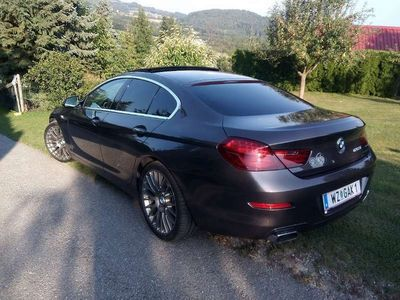gebraucht BMW 650 6er-Reihe i xdrive GC *neuer Motor u Turbos* Sportwagen / Coupé