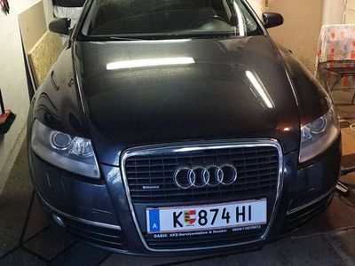 gebraucht Audi A6 Kombi / Family Van