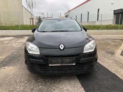 gebraucht Renault Mégane GrandTour Dynamique dCi Low Emission 110 DPF Kombi / Family Van,