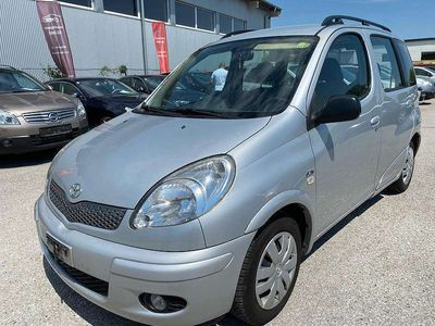gebraucht Toyota Yaris Verso 1,4 D-4D Linea Sol Ds. (Ohne Pickerl) Kombi / Family Van