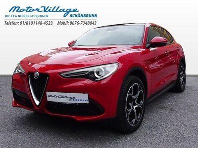 gebraucht Alfa Romeo Stelvio Super 2,2 ATX AWD, Super, 209 PS, 5 Türen, Automatik