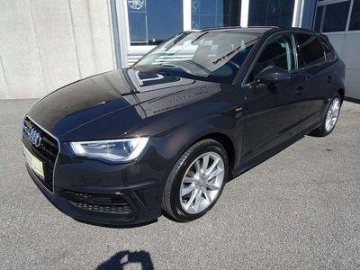 gebraucht Audi A3 Sportback 1,6 TDI intense Limousine
