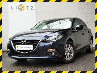 gebraucht Mazda 3 Sport CD150 Attraction, 150 PS, 5 Türen, Schaltgetriebe