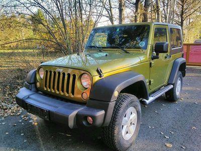 gebraucht Jeep Wrangler 2,8crd SUV / Geländewagen,