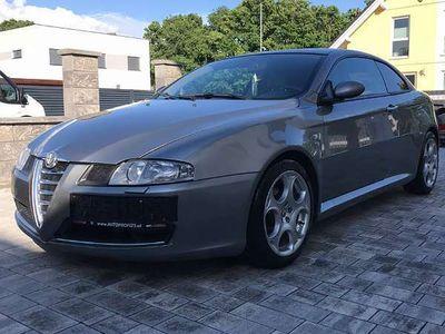gebraucht Alfa Romeo GT 1.9 Jtd Sportwagen / Coupé