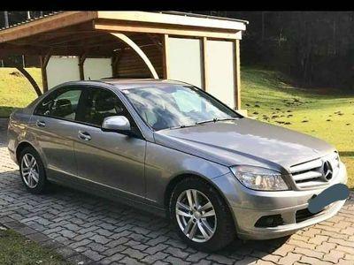 gebraucht Mercedes C220 Limousine
