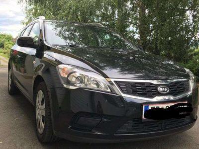 gebraucht Kia cee'd 1,6/COOL NAVIGATOR Kombi / Family Van