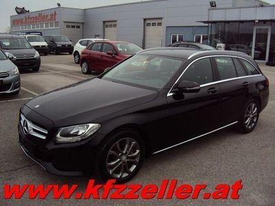 gebraucht Mercedes C200 C-KlasseCDI T Aut. *Erstbesitz* Kombi / Family Van