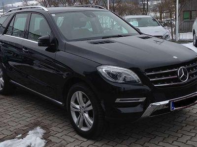 gebraucht Mercedes ML350 M-KlasseBluetec SUV / Geländewagen