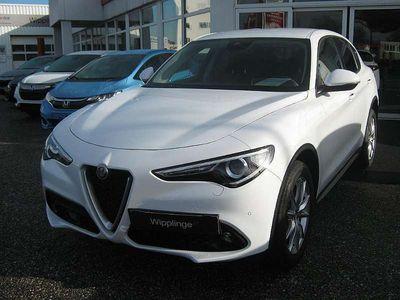 gebraucht Alfa Romeo Stelvio Super 2,2 ATX AWD Super