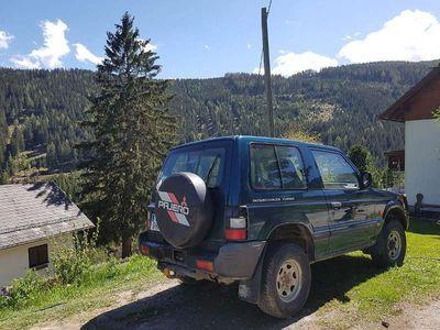gebraucht Mitsubishi Pajero MT 2.5 TD Gl SUV / Geländewagen,