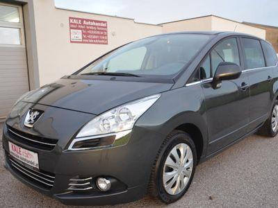 gebraucht Peugeot 5008 1,6 HDI 115 FAP *Navi*Panoramadach*