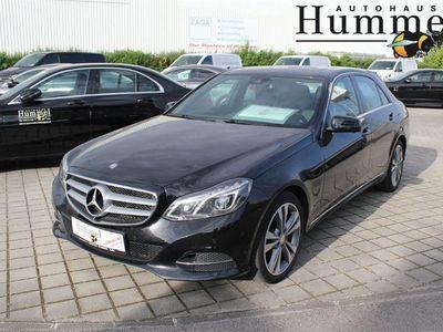 gebraucht Mercedes E250 E-KlasseCDI 4MATIC Avantgarde A-Edition Plus Aut. Limousine,