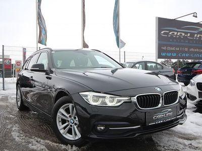 gebraucht BMW 320 d Touring EfficientDynamics Sport Line Aut.