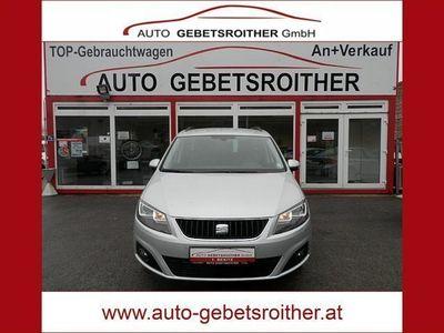 used Seat Alhambra Style 2,0 TDI CR DPF DSG, Xenon, Rückfahrkamera, MF-Lenkrad, PDC vorne u. hinten, Nav Van / Minivan