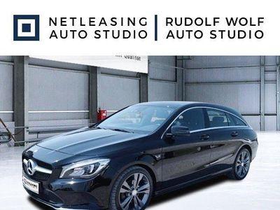gebraucht Mercedes CLA200 d SB 4M Urban+Pano+LED High+Navi+Keyless