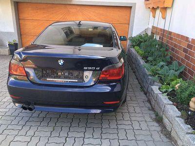 gebraucht BMW 530 5er-Reihe d E60 Limousine