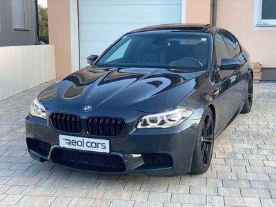 gebraucht BMW M5 F10 *DKG*LED*NAVI*M Drivers*360 Kam.*