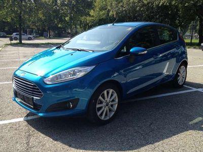 used Ford Fiesta Titanium 1,0