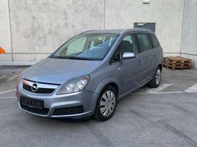 gebraucht Opel Zafira Edition 1,9 CDTI 7 Sitzer