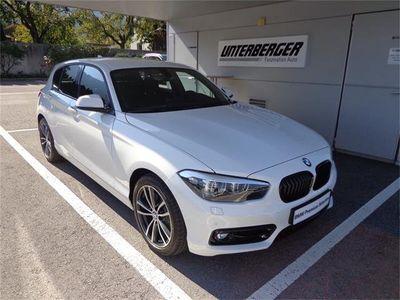 used BMW 118 i Sport F20