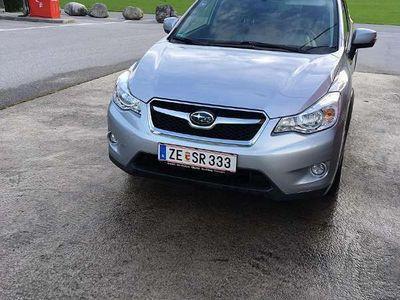 gebraucht Subaru XV Luxus Ausstattung SUV / Geländewagen