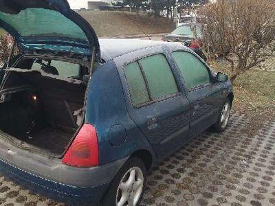 usata Renault Clio 1.9 D Klein-/ Kompaktwagen,