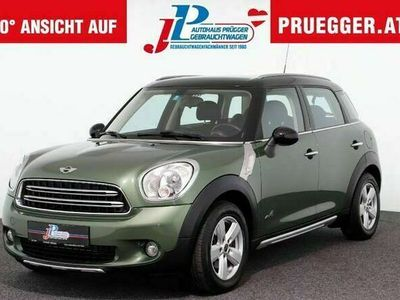 gebraucht Mini Cooper D Countryman ALL4 Autom. ALLRAD NAVIGATION