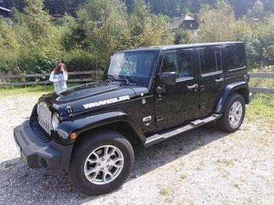 gebraucht Jeep Wrangler Unlimited 3,6 V6 Aut. JK Edition