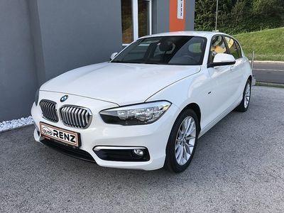 brugt BMW 118 1er-Reihe d Urban Line Limousine,