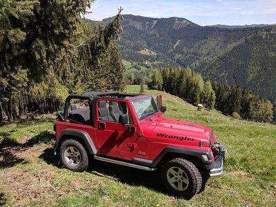 gebraucht Jeep Wrangler TJ SUV / Geländewagen