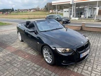 gebraucht BMW 325 Cabriolet 3er-Reihe Cabrio (E93) Österreich-Paket