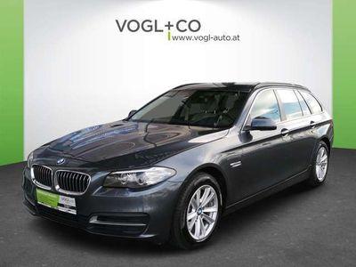 gebraucht BMW 518 d Touring 150PS Automatik