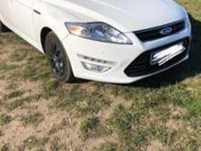gebraucht Ford Mondeo Business 2,0 TDCi DPF Aut.