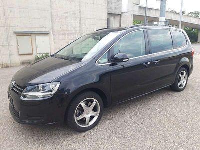 gebraucht VW Sharan Comfortline BMT 2,0 TDI DPF 4Motion Kombi / Family Van