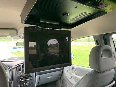 gebraucht Chrysler Voyager 2,8 cdi Kombi / Family Van