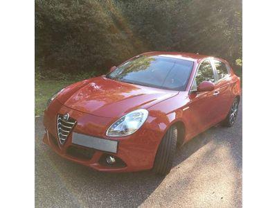gebraucht Alfa Romeo Giulietta Exclusive 2,0 JTDM-2 TCT GARANTIE BOSE