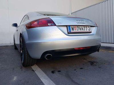 gebraucht Audi TT 3.2 V6 Sportwagen / Coupé