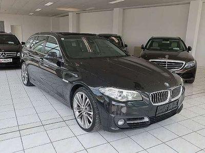 gebraucht BMW 535 d xDrive Touring Aut. Luxury Line